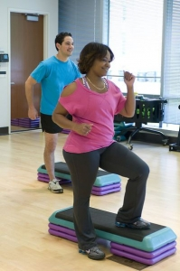 Physical Activity: Step Aerobics
