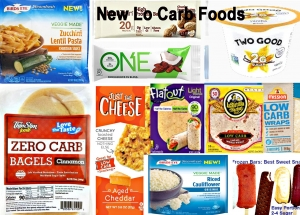 new lo carb foods