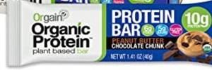 Organ Organic Protein Bar