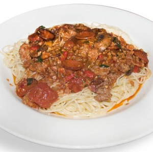 Pasta from Cheesecake factory