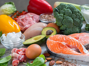 Keto foods appealing and nutritious